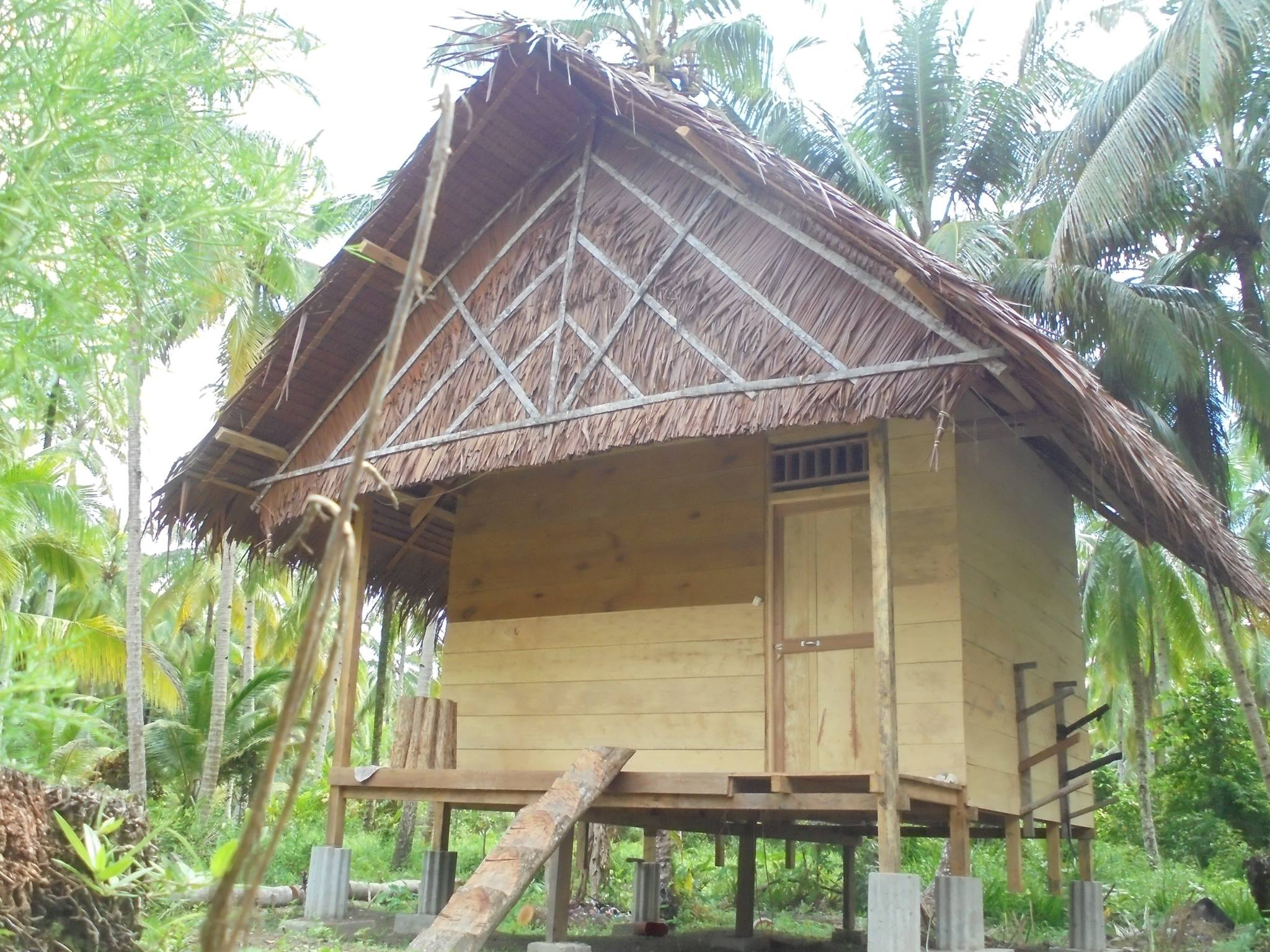 Private bungalow for 2 persons