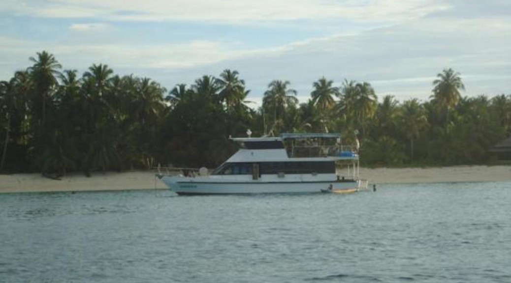 SARANYA - Mentawai Charter Boat